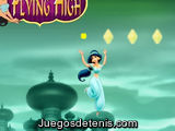 Jasmine Flying High