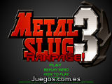 Metal Slug Rampage 3
