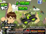 Ben 10 X-treme Truck