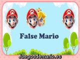 False Mario