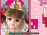 El puzzle de la princesa