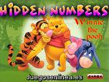 Números Ocultos de Winnie the Pooh