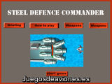 Steel Defence Commander