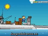 El barco se hunde!