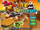 The Fruits destroyer