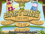Baby Dino: Daycare