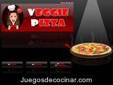 La pizza vegetariana de Brad Pitt
