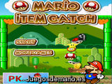Mario Item Catch