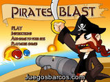 Pirates blast