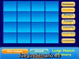 Luigi Match Memory