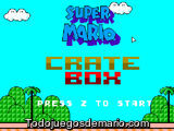 Super Mario: Crate Box