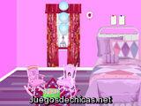 La habitación de la princesa