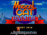 Metal Cat Adventure