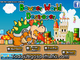 Bowser World Destroyers