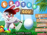 Golf: Conejo de Pascuas