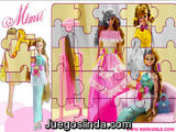 Barbie Puzzle II