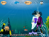 Besos bajo el agua