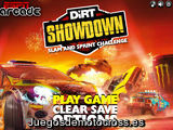 Dirt Showdown Slam and Sprint Challenge