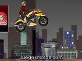 The Crazy Stunt
