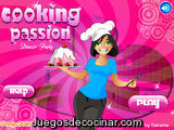 Cooking passion: Dinner party