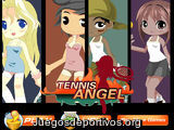 Tennis Angel