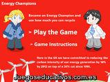 Energía de campeones