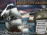 Boat Invasion