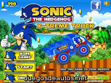 Sonic: X-Treme Truck