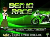 Ben 10 race
