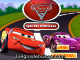 Cars 2: Spot the difference