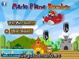 Mario Plane Bomber