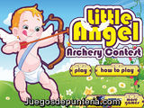 Little Angel: Archery Contest