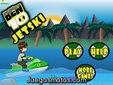 Ben 10: Jet ski