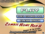 Zombie home run II