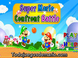 Super Mario Confront Battle