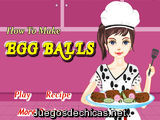 How To Make Egg Balls