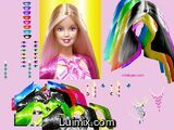 Barbie de moda