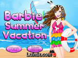 Barbie Summer Vacation