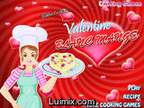 Valentine blanc mange