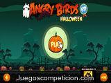 Los Angry Birds en Halloween