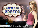 Mischa Barton Make up