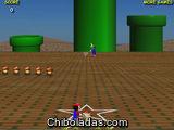 Mario Bros Defensa