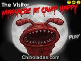 El visitante: Masacre en el Campamento